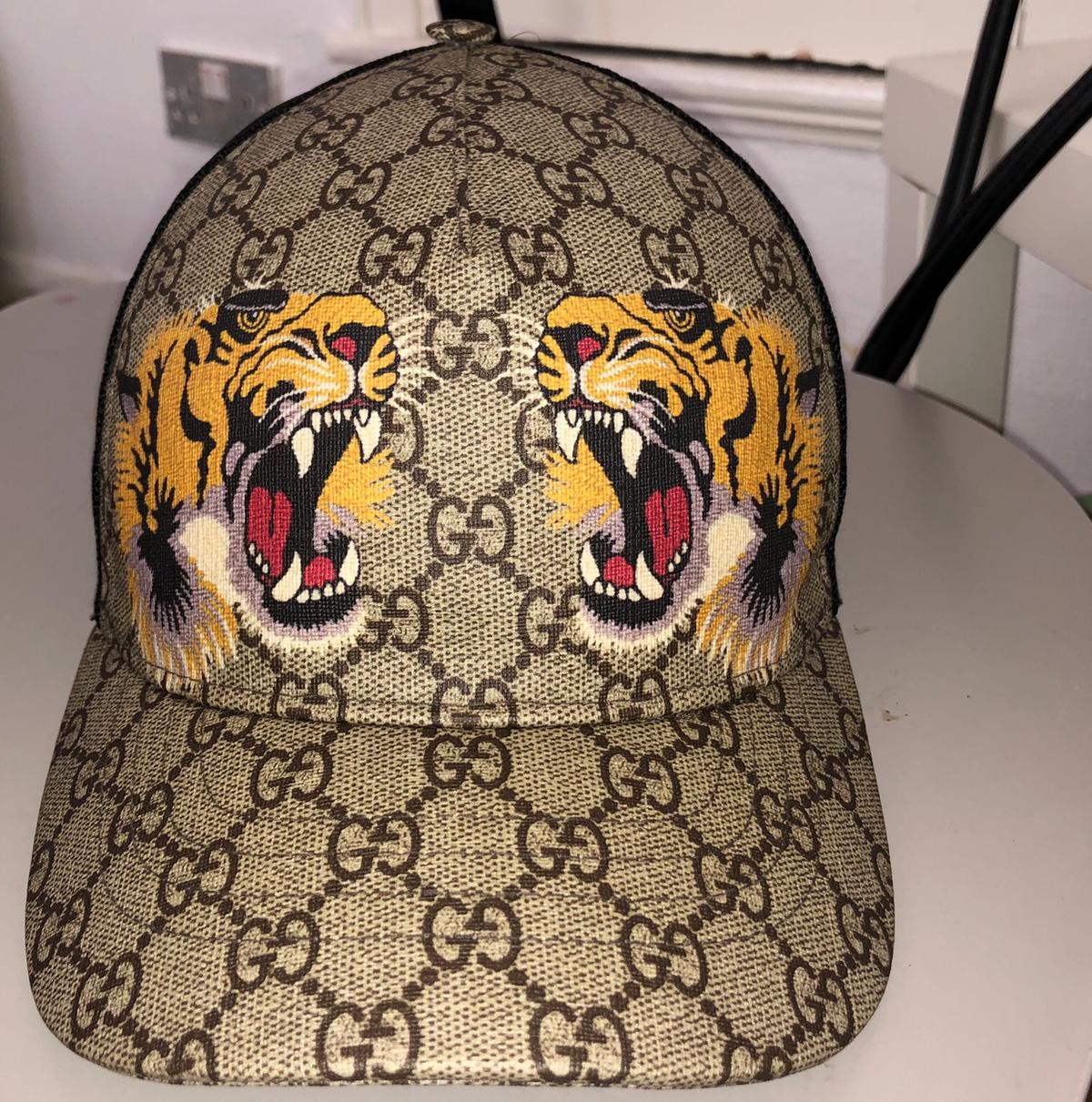 fab9d9dde33ea5 Gucci hat in OL9 Oldham for £150.00 for sale - Shpock