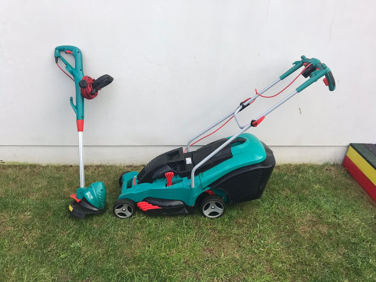 Beliebt Bosch Lawnmower and Trimmer in DA16 Bexley for £90.00 for sale BO32