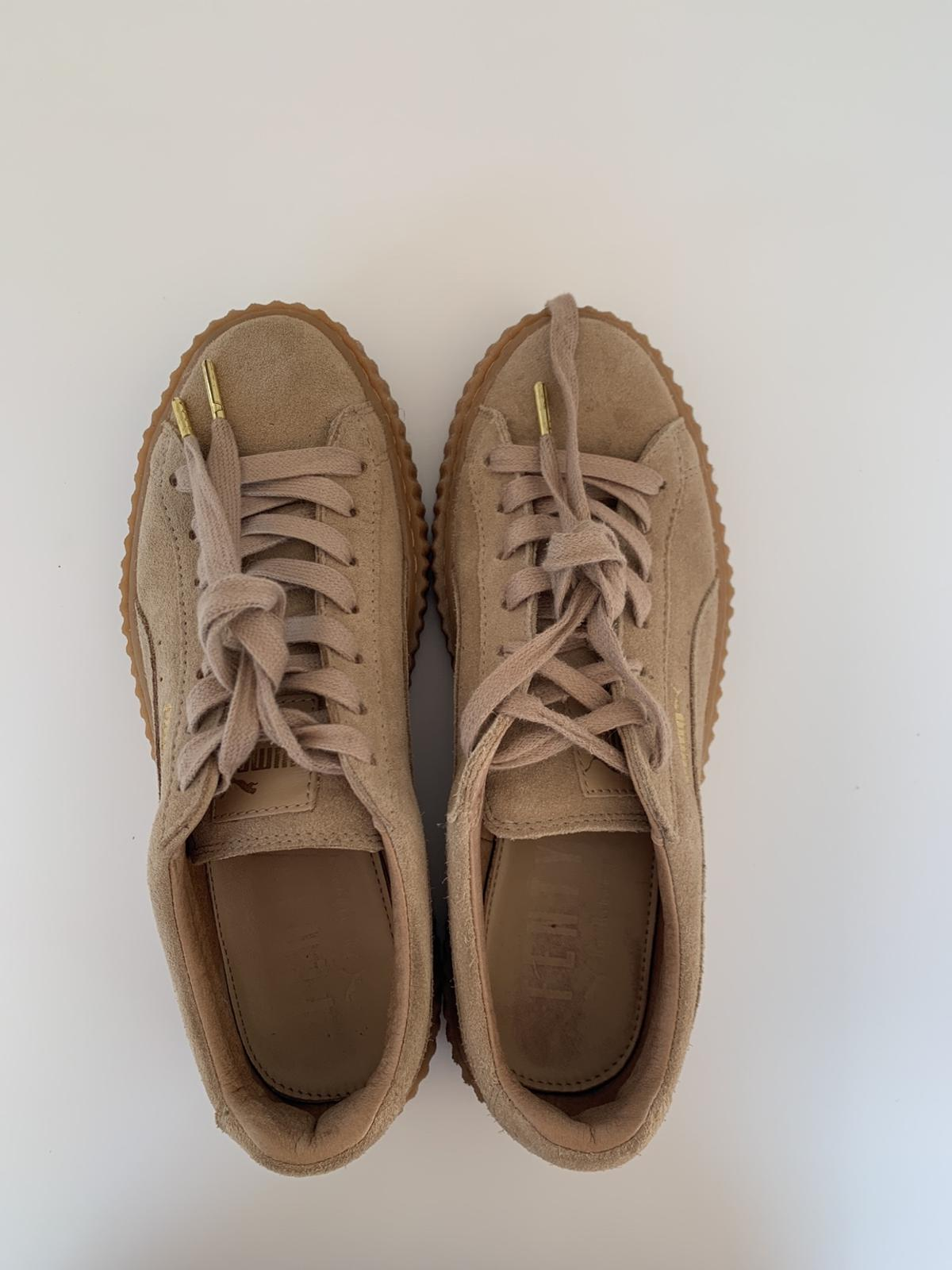 sports shoes c170d 4d570 Puma Fenty Creeper Beige in 6850 Dornbirn for €90.00 for ...