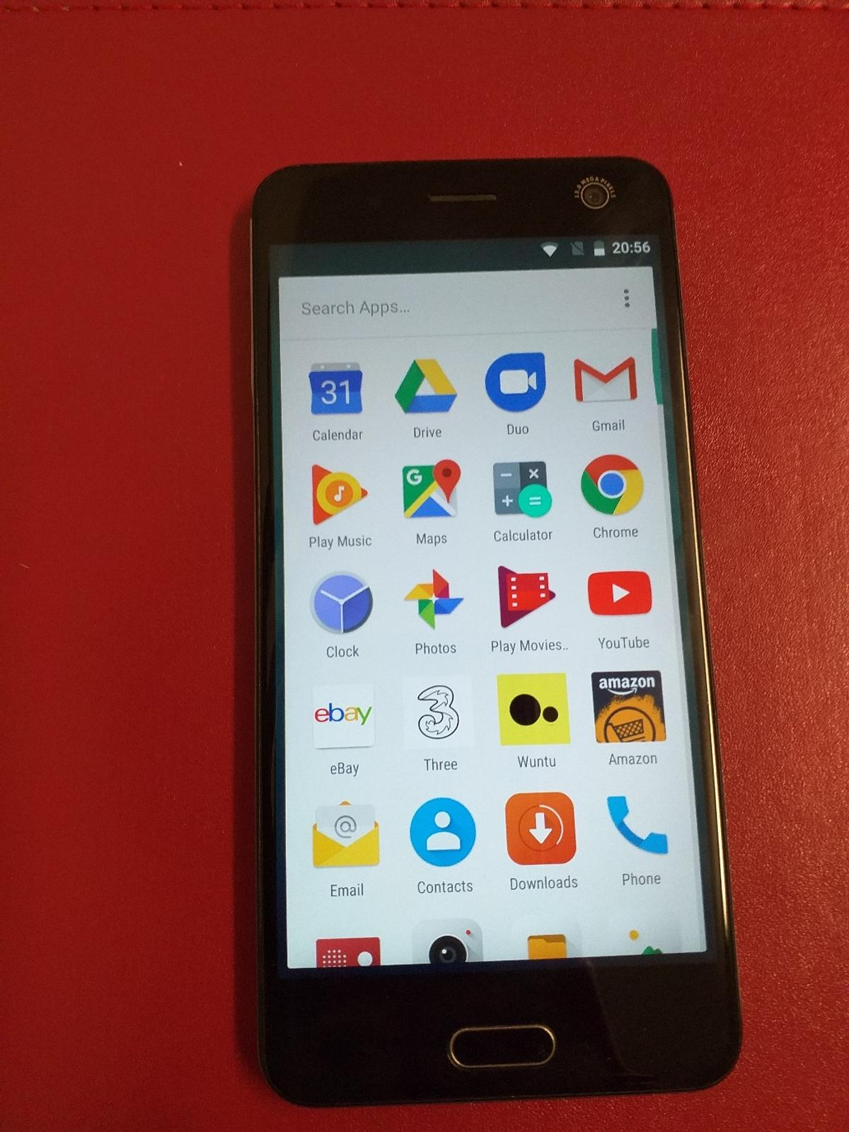 ZTE BLADE V8 Android Smart mobile phone in Reigate and