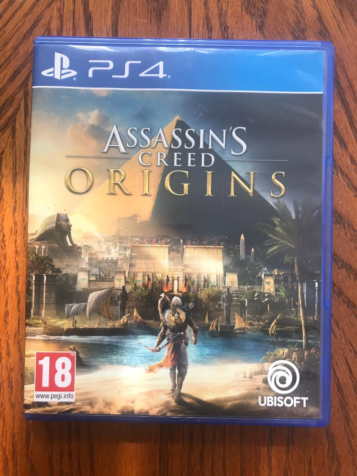 Assassins Creed Origins Ps4 In Dy1 Dudley For 25 00 For Sale Shpock