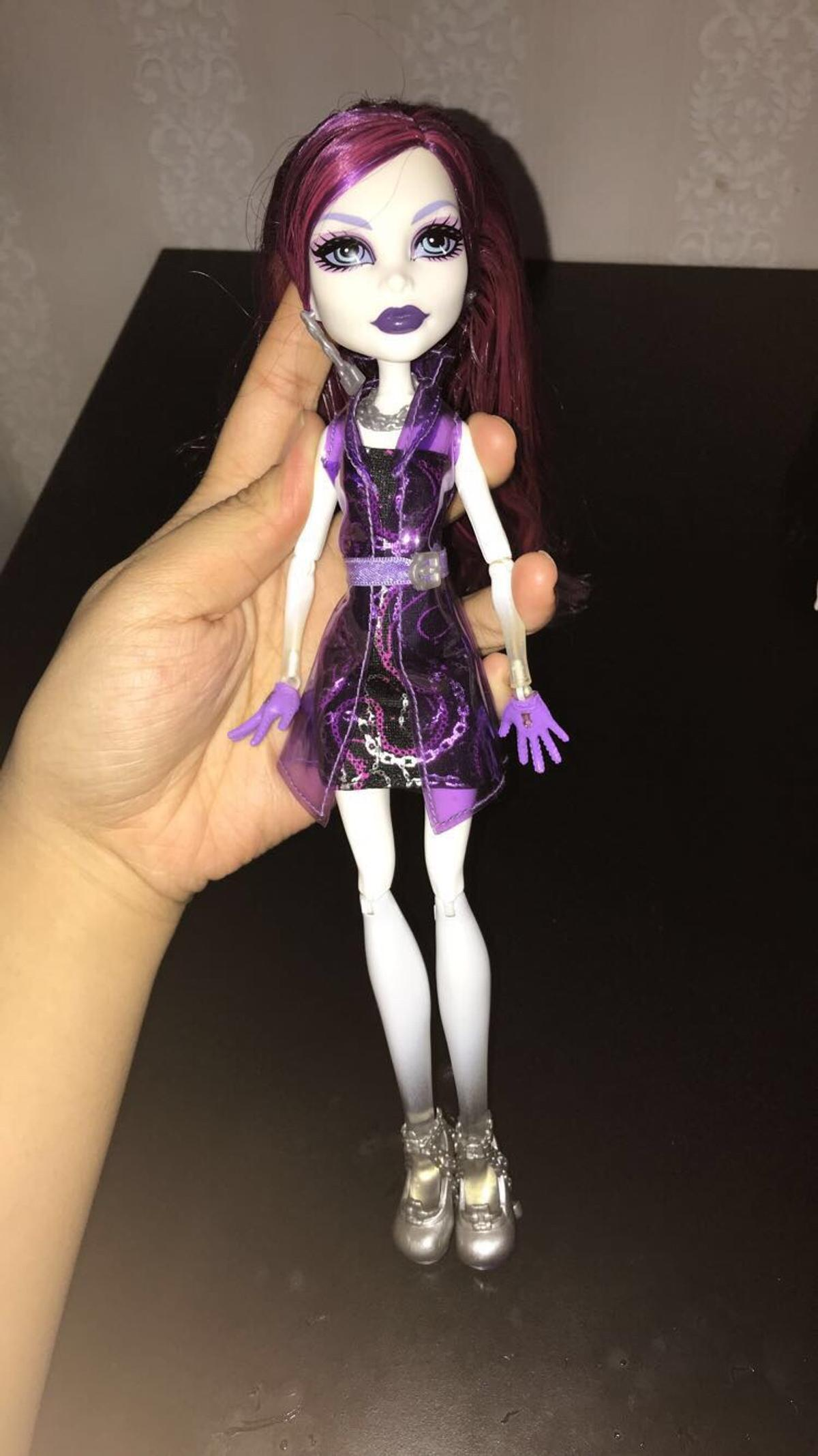 monster high tyg
