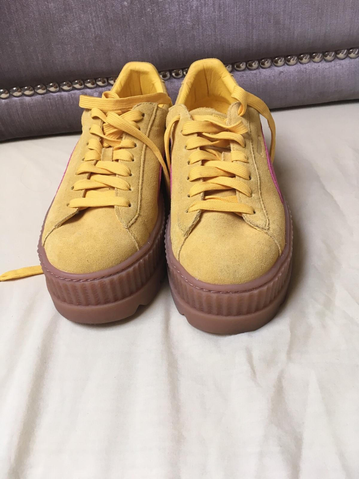 huge selection of 2cf42 4ad3a Rihanna Fenty puma creepers