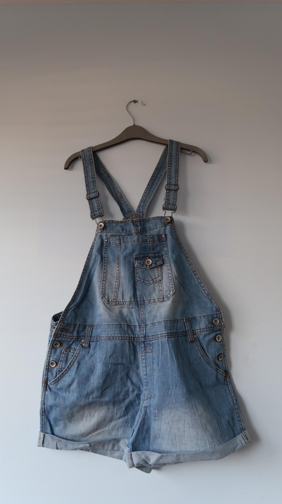 aea477b09c Denim playsuit size 14 in Dacorum for £2.00 for sale - Shpock