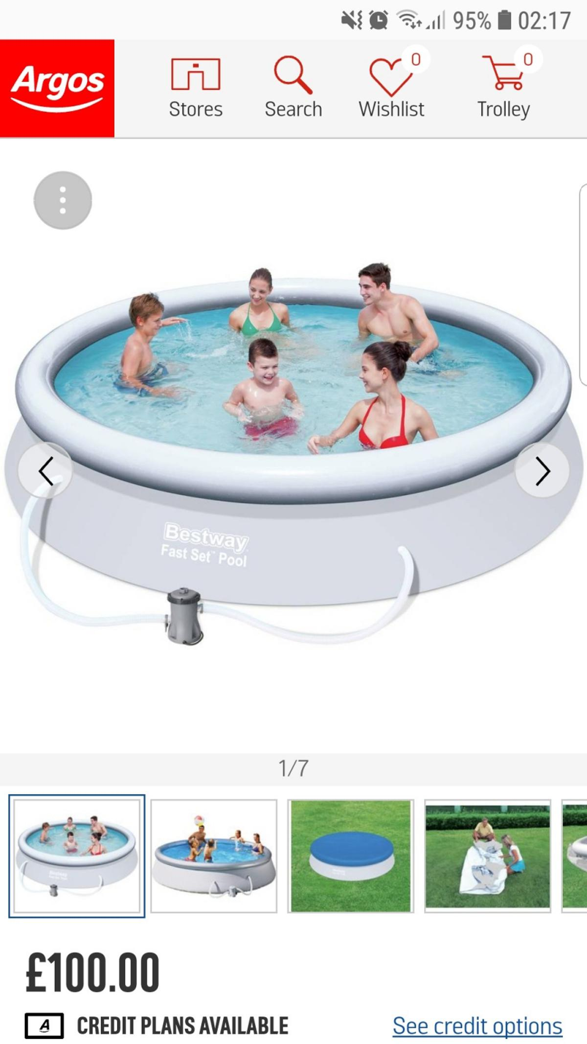 Swimming Pool In Doncaster For 123 00 For Sale Shpock