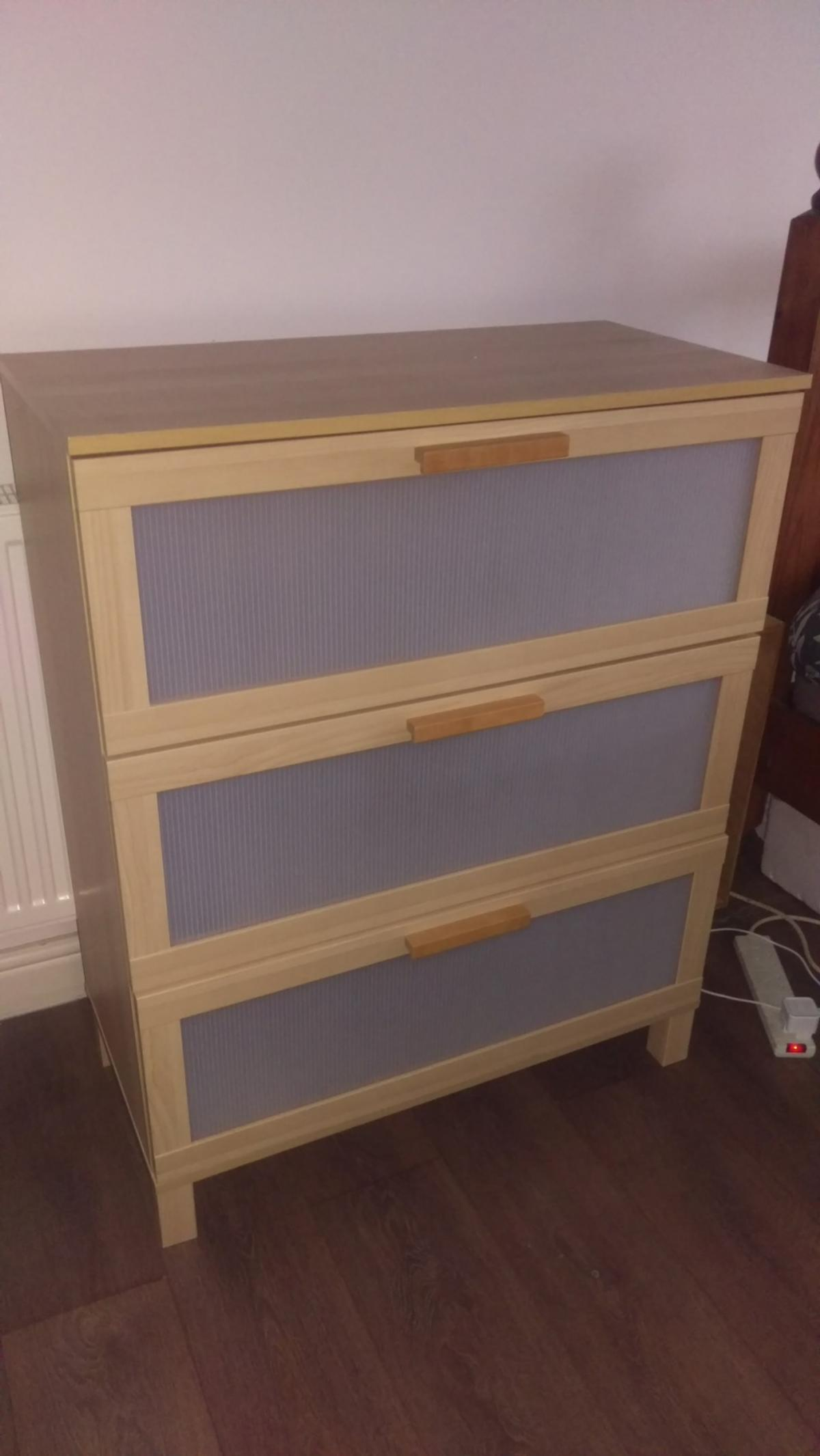 Ikea Aneboda Chest Of 3 Drawers In Sw13