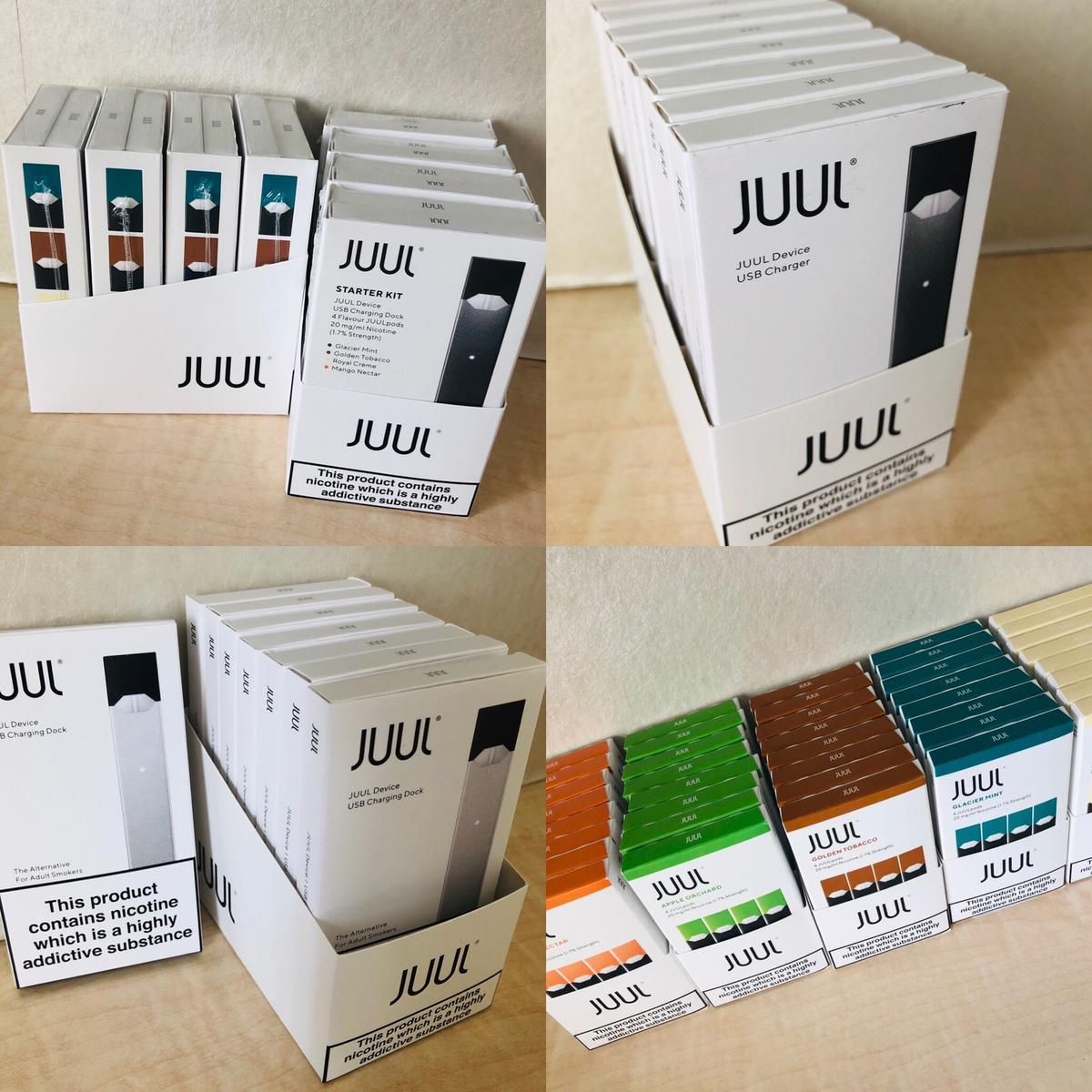 JUUL WHOLESALE CLEARANCE STOCK BUNDLE in LS17 Leeds for free for