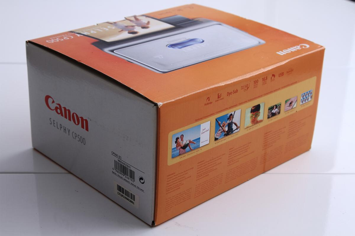 Canon SELPHY CP-500 Compact Photo Printer in SK9 Wilmslow