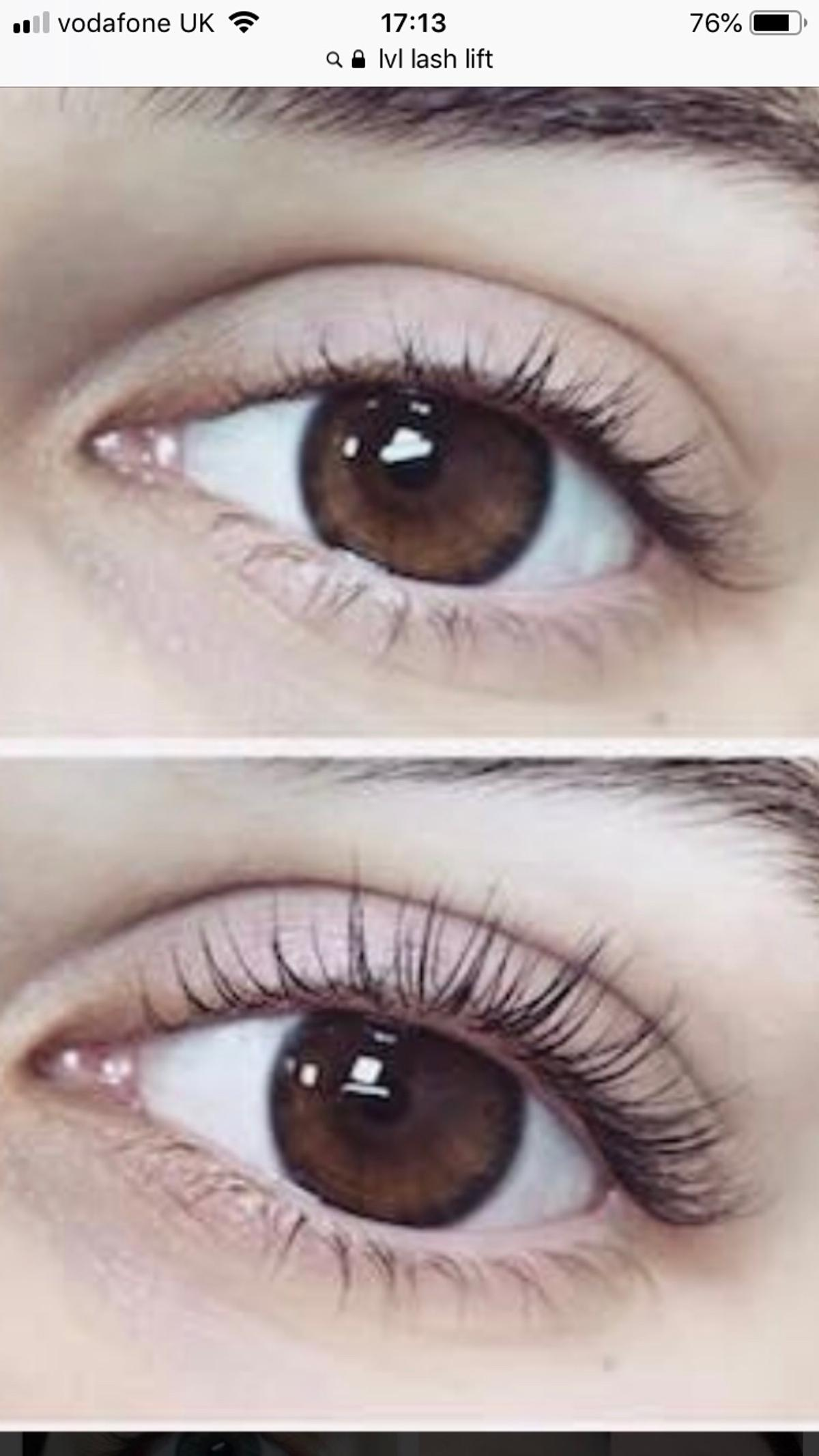 83e4dd94732 LVL lash lift & tint in M3 Salford for £35.00 for sale - Shpock