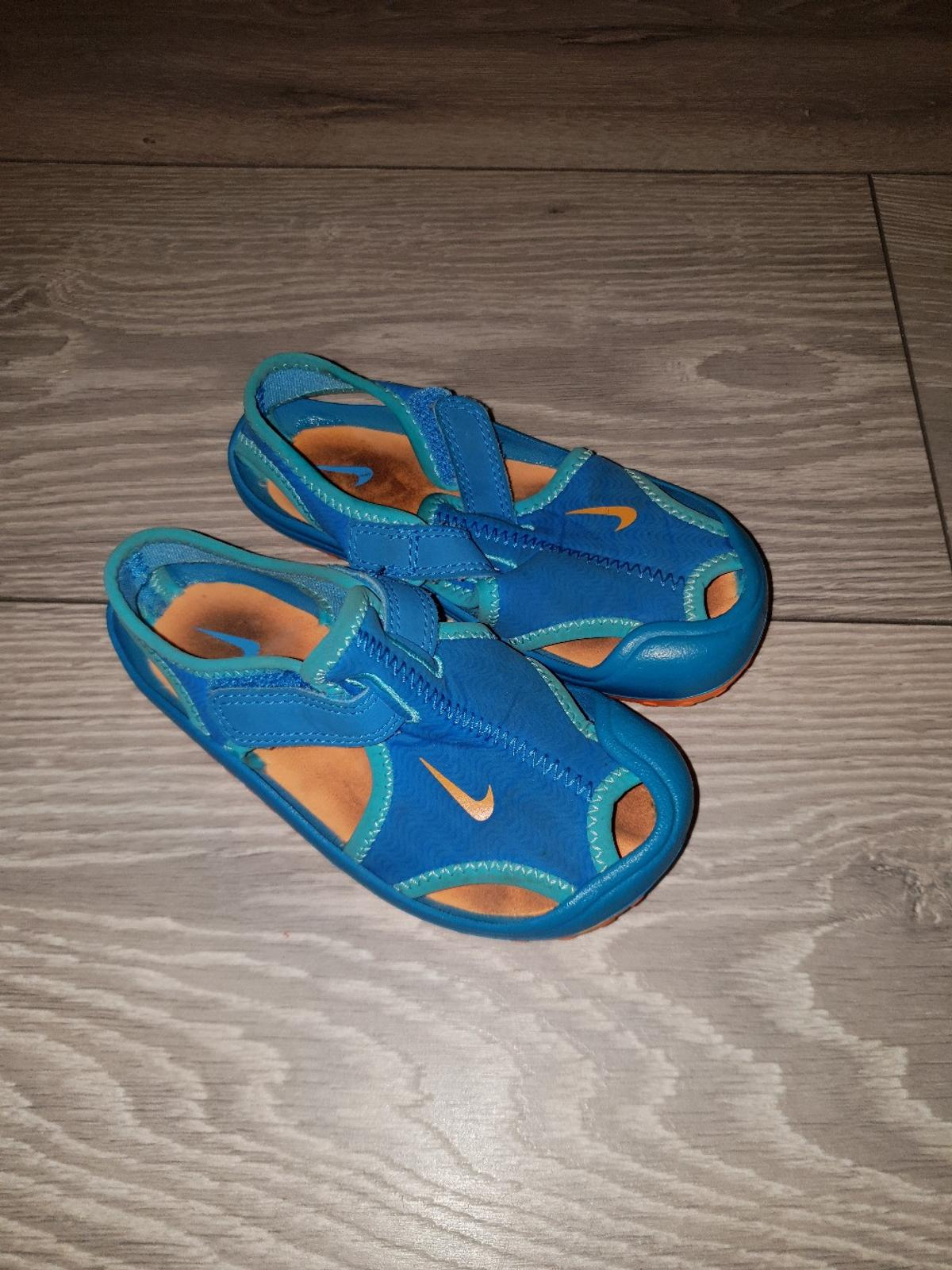 959cabcd15c3 boys Nike sandals size 7 in WS10 Walsall for £3.00 for sale - Shpock
