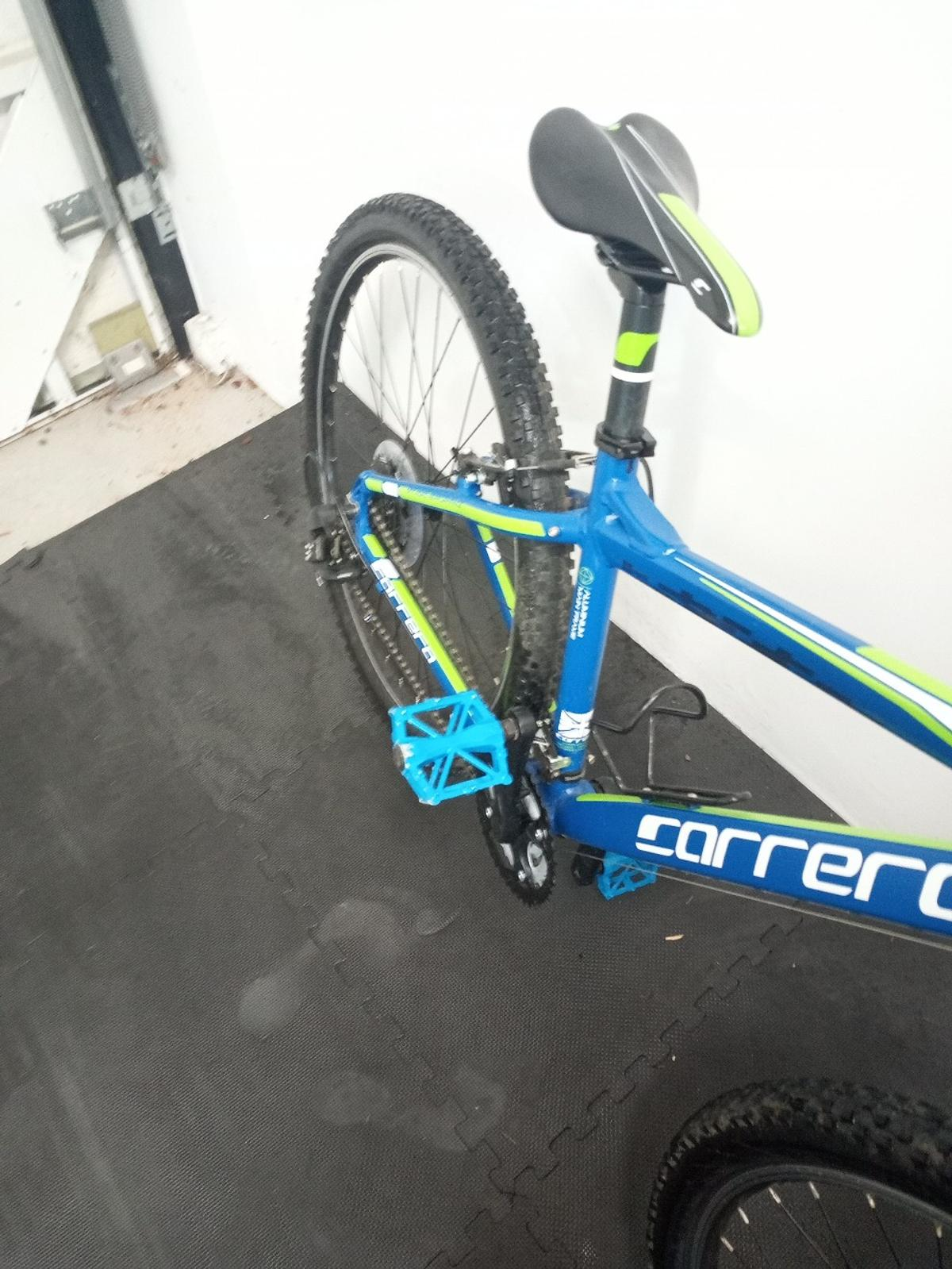 custom mountain bike carrera valour in WD6 Hertsmere für