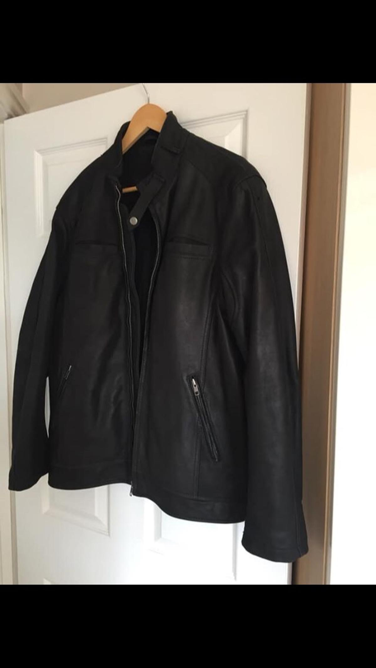 Men S Leather Jacket In B98 Redditch For 50 00 For Sale Shpock