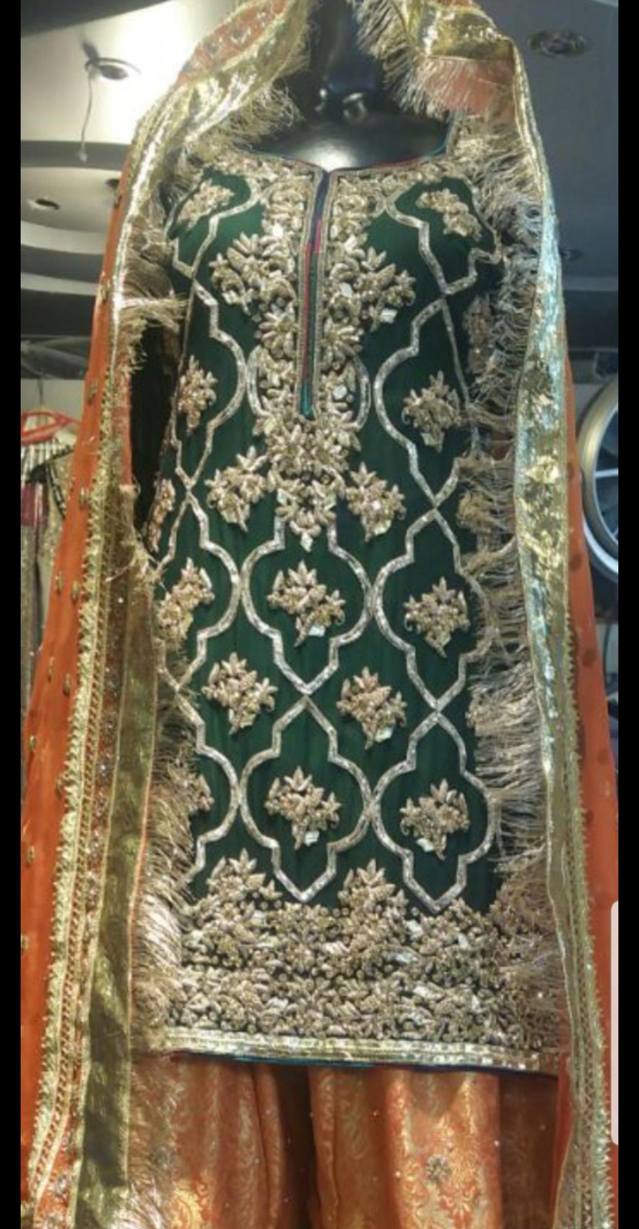 Pakistani bridal Mehndi outfit in LS28 Leeds for £200 00 for