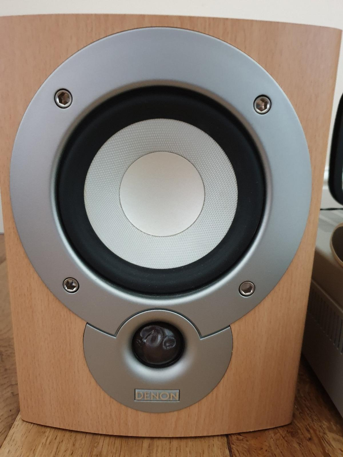 Denon UD-M31 CD Receiver & Speakers in LS13 Leeds for £80 00 for