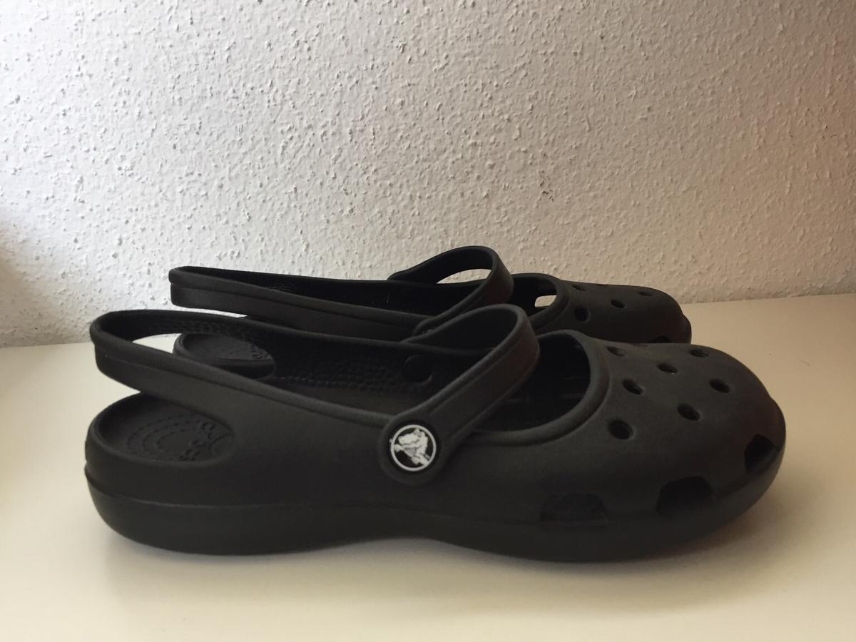 huge selection of 67df5 09838 Crocs Ballerinas W8 ungetragen/neu!!