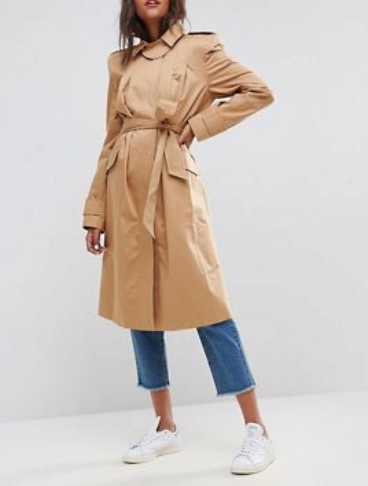 wholesale dealer 6f468 757ef Trench cappotto donna