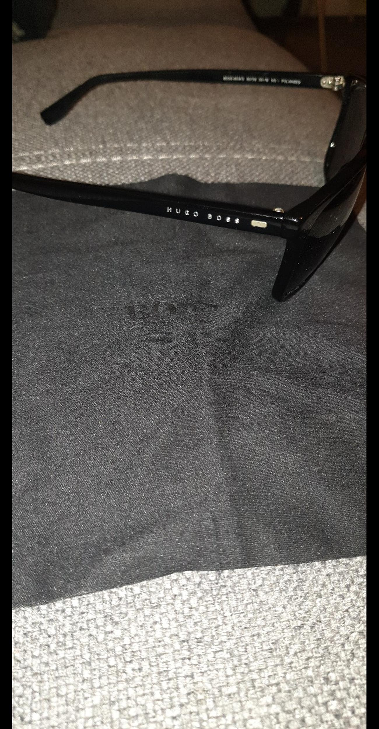 2444e9e05c genuine hugo boss sun glasses in SS0-Sea for £70.00 for sale - Shpock