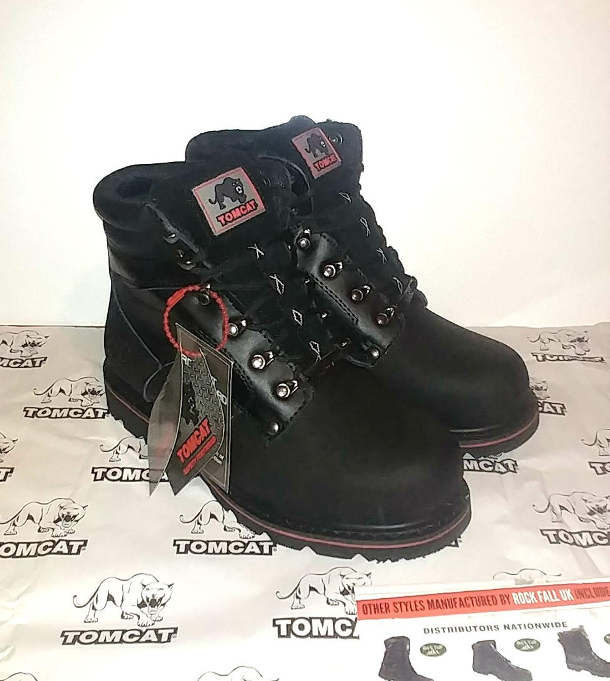 c3eddcb84cd RockFall Tomcat Work Boots Shoes SteelToe NEW in L36 Knowsley for ...