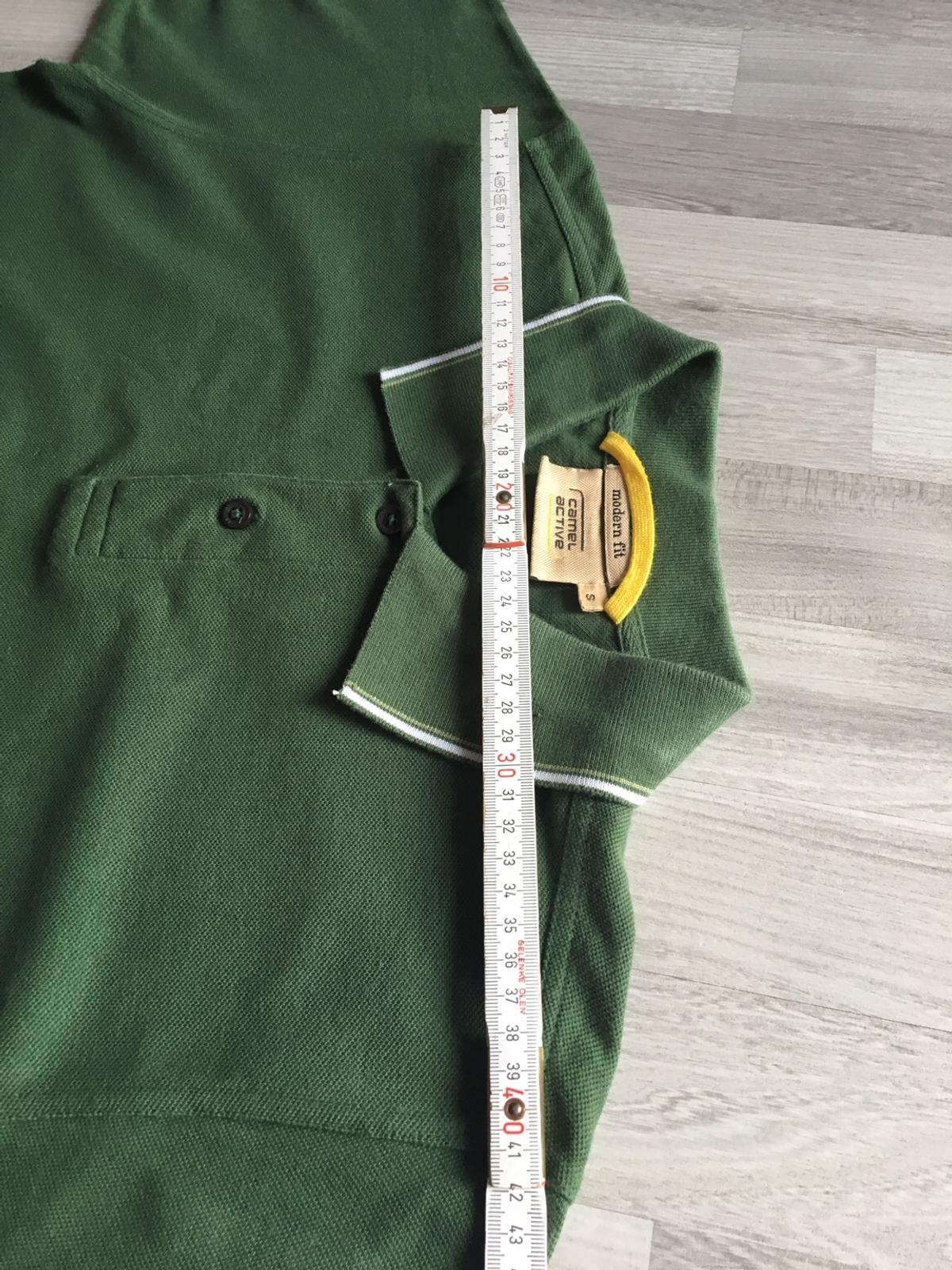 Polo Shirt von camel active in S modern fit in 46537