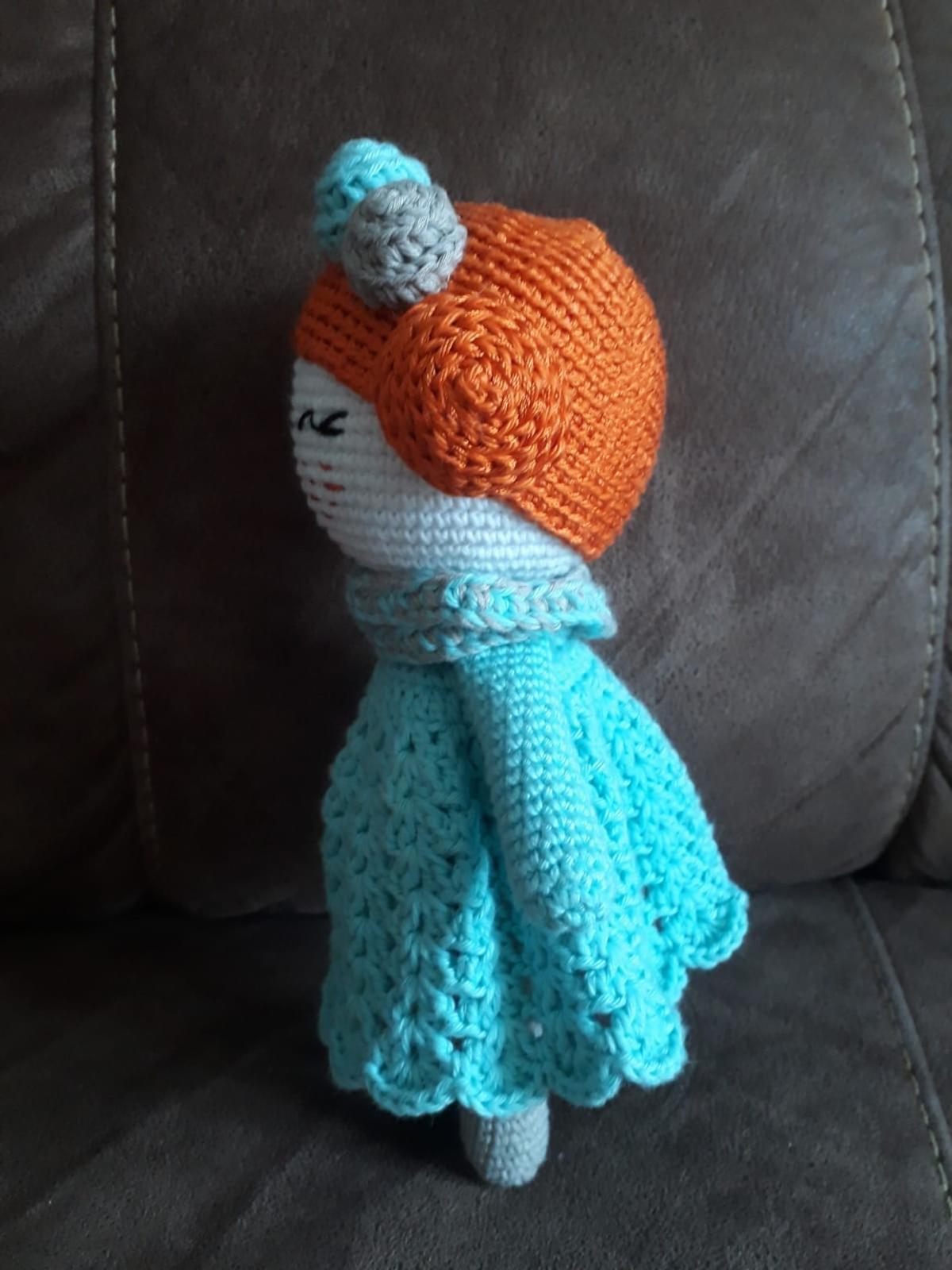 Little Ella in her monster suit, a design by Little Aqua Girl ... | 1600x1200
