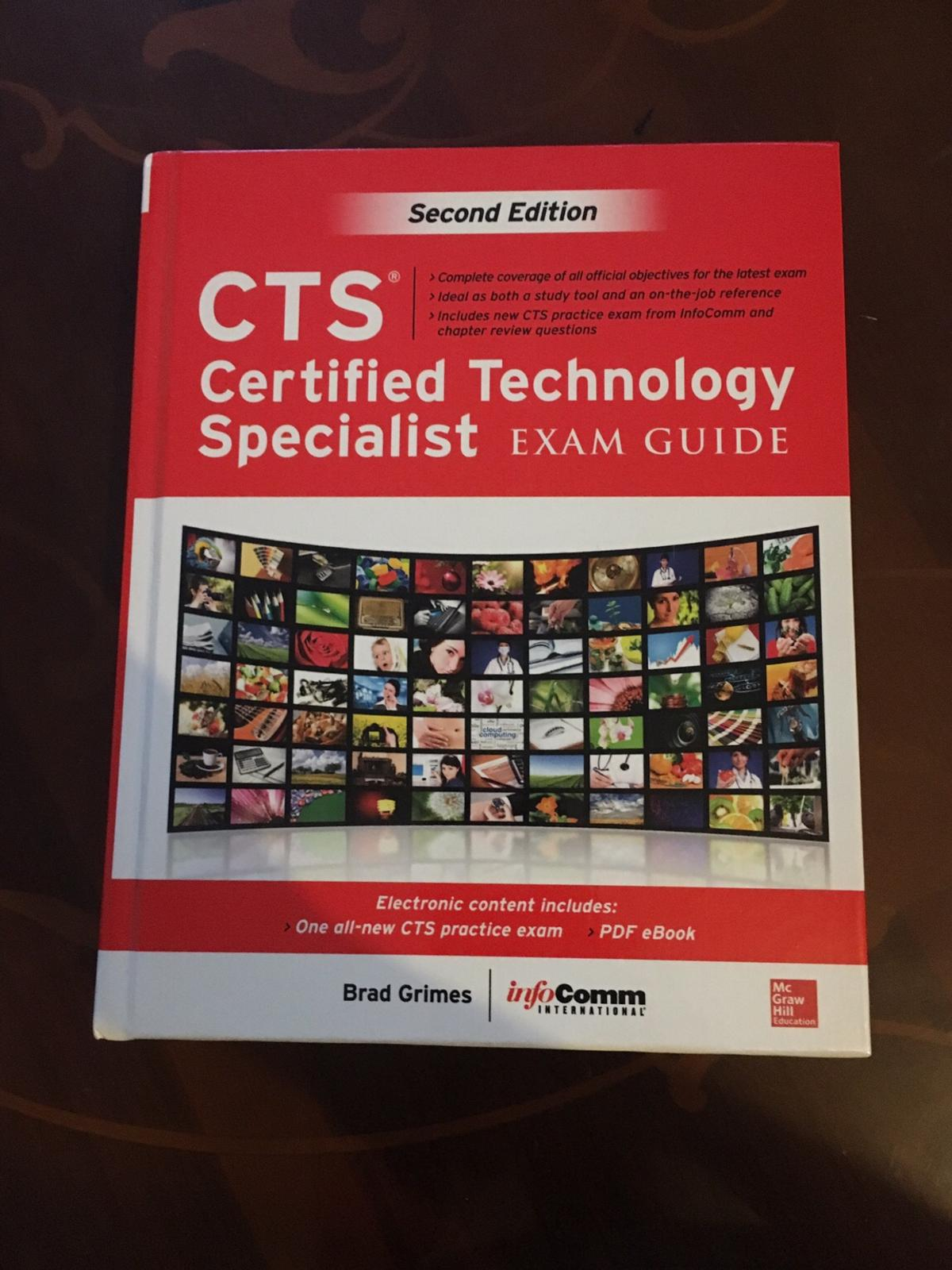CTS Certified Technology specialist