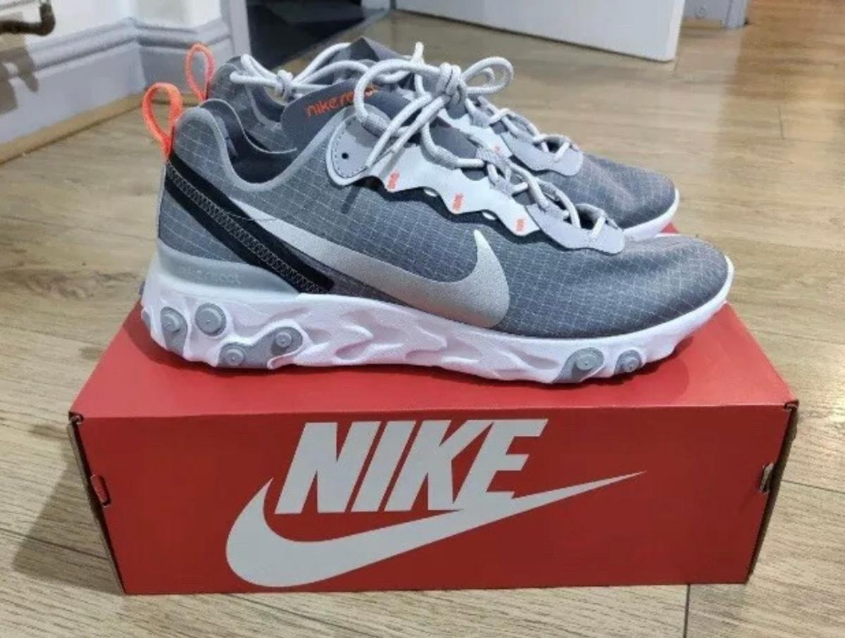 stable quality new high great deals Nike React Element 55 US 13 neu