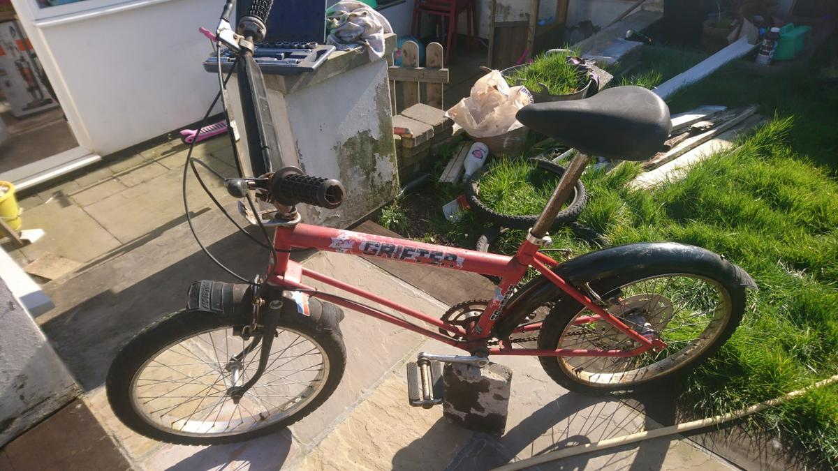 Raleigh grifter in WS10 Walsall for £70 00 for sale - Shpock