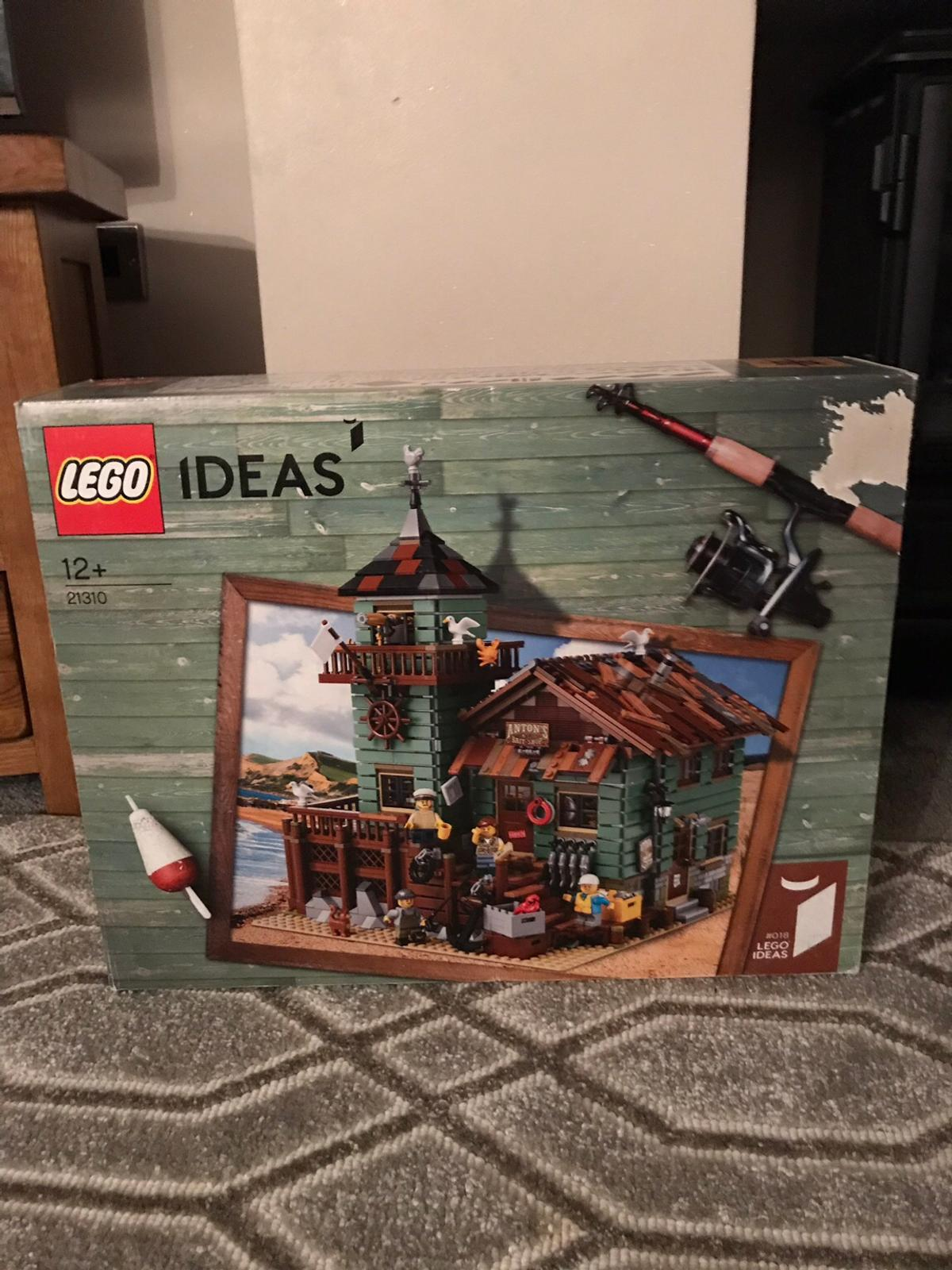 Lego ideas- Fishing Hut  Retired set  New! in LS27 Leeds for £170 00