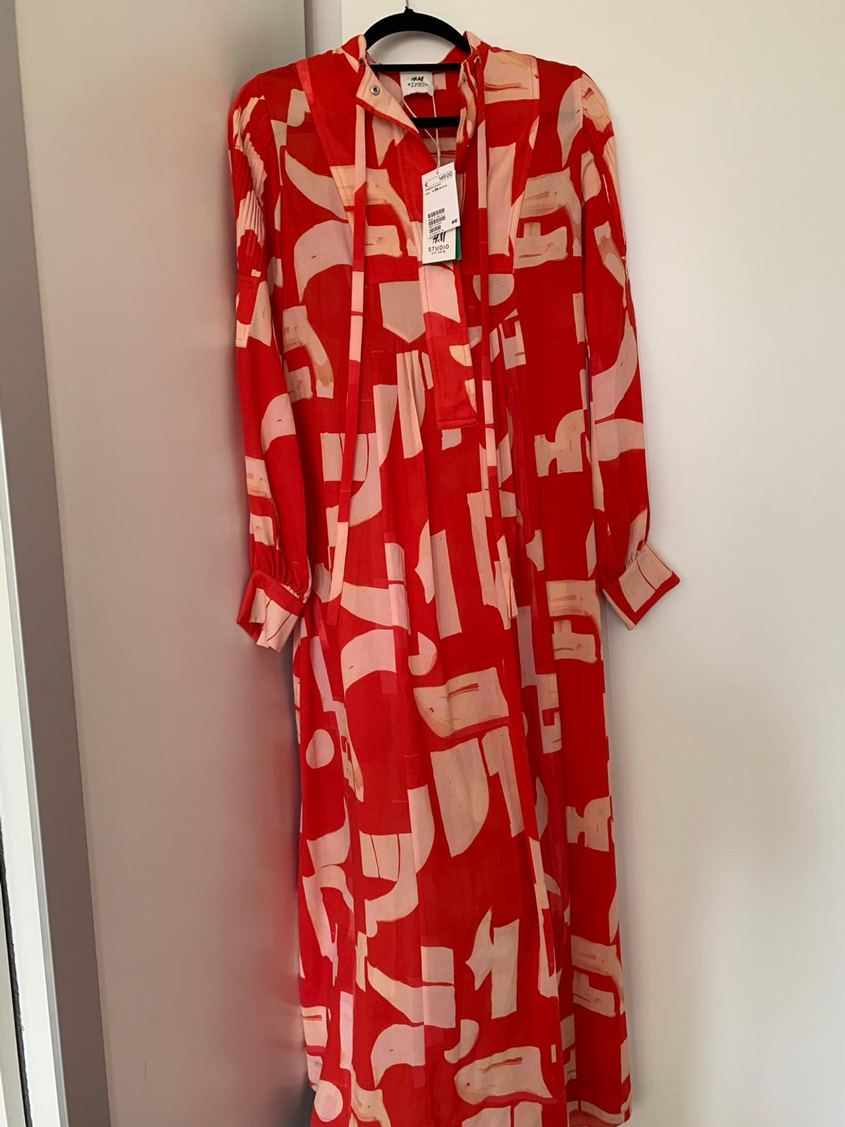 maxi kleid h&m studio in 1080 kg josefstadt for €60.00 for