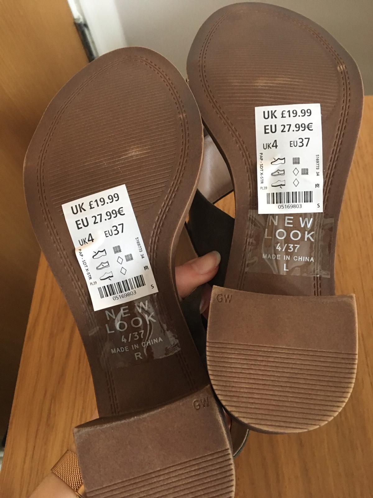 e4ed47798962 New look sandals size 4 brand new in RG23 Basingstoke and Deane for ...