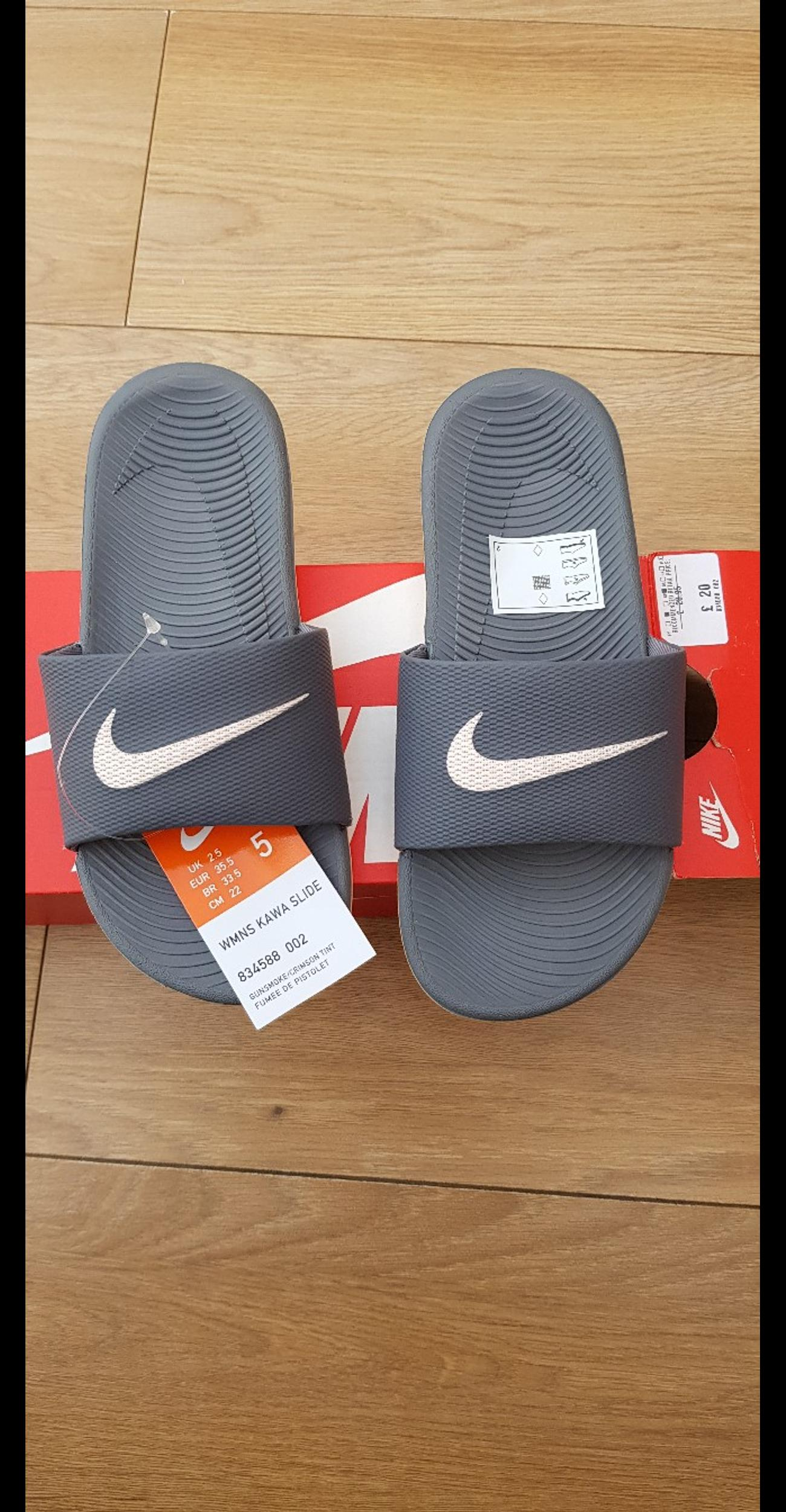 5b3b552e160b Nike Sliders  NEW  in DY4 Sandwell for £13.00 for sale - Shpock