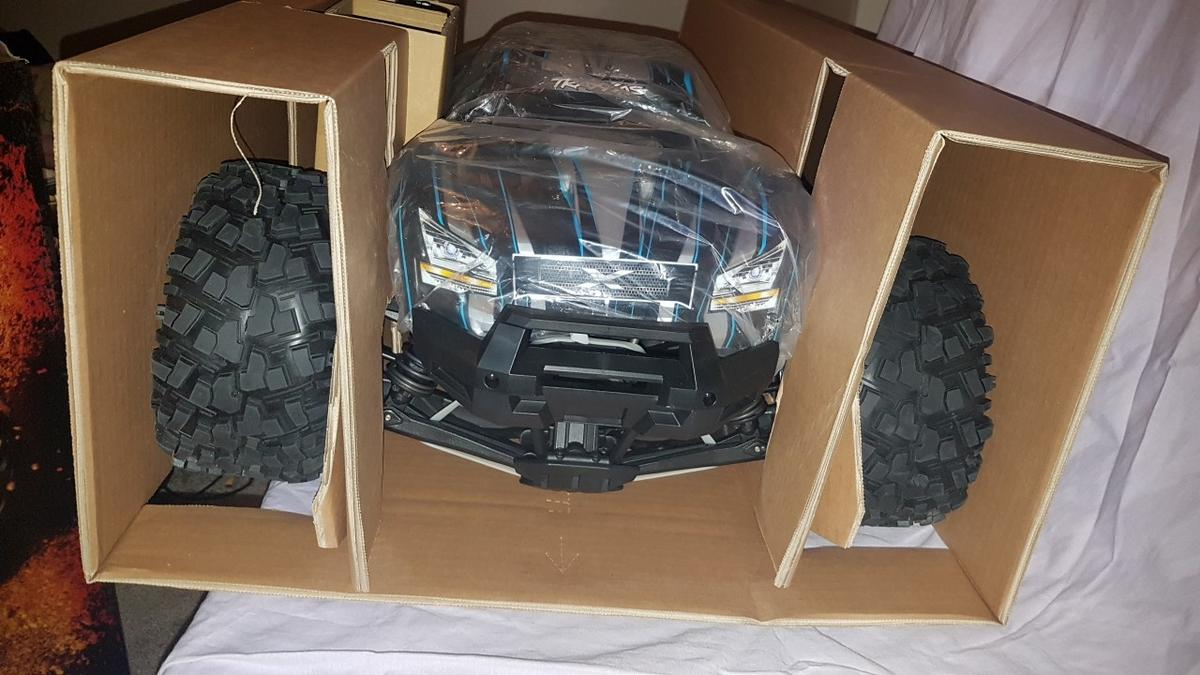 Traxxas Xmaxx Vxl 8s 4wd Rc 1 5 In Hd1 Kirklees For 1 150 00 For