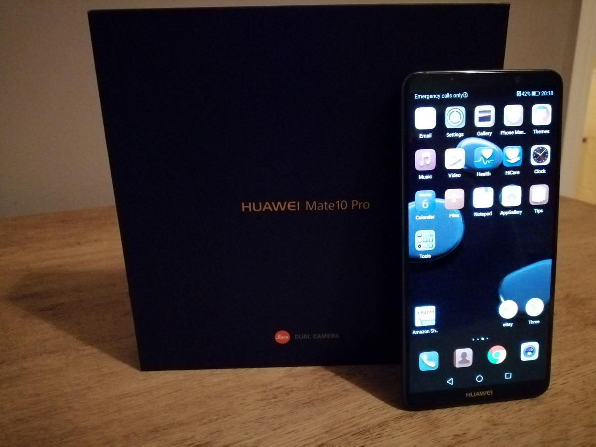 Huawei Mate 10 Pro in Clydach for £250 00 for sale - Shpock