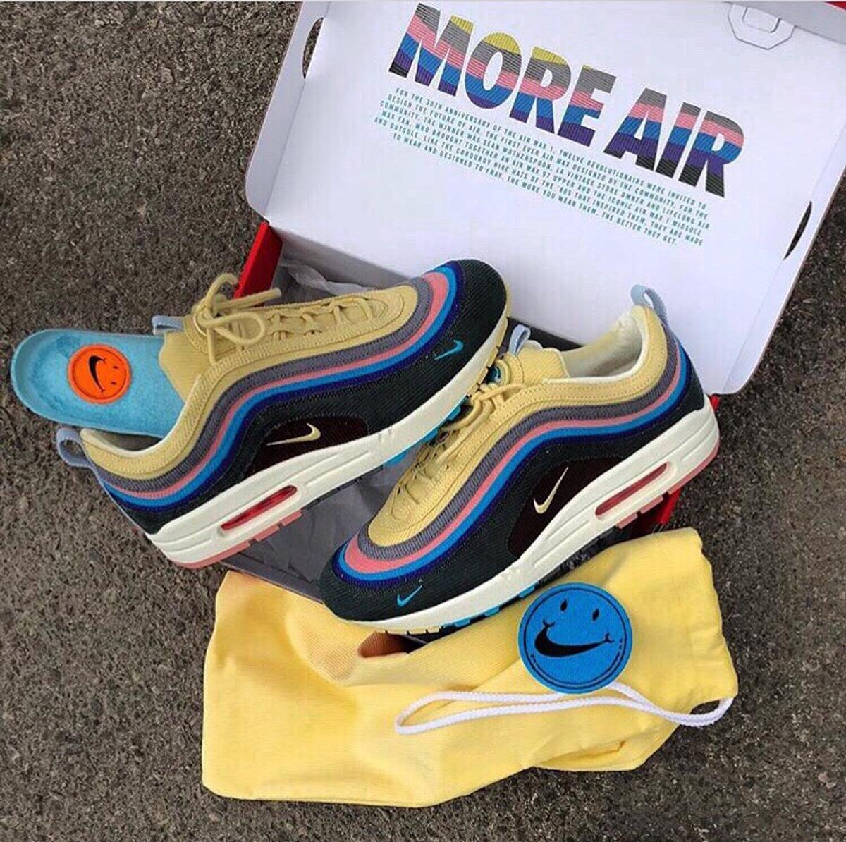 Authentic Deadstock Sean Wotherspoon AirMax97 in BA2 8SQ