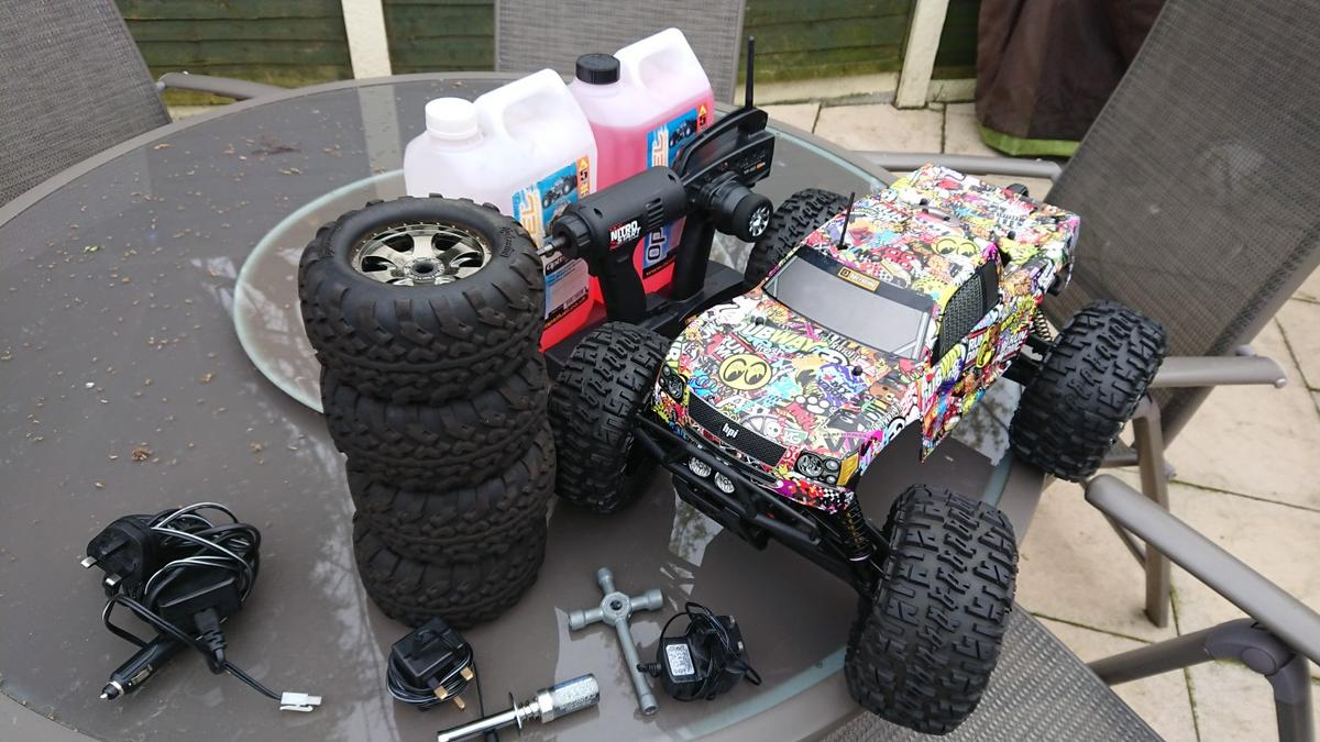 HPI Savage 4 6X in WN3 Wigan for £300 00 for sale - Shpock
