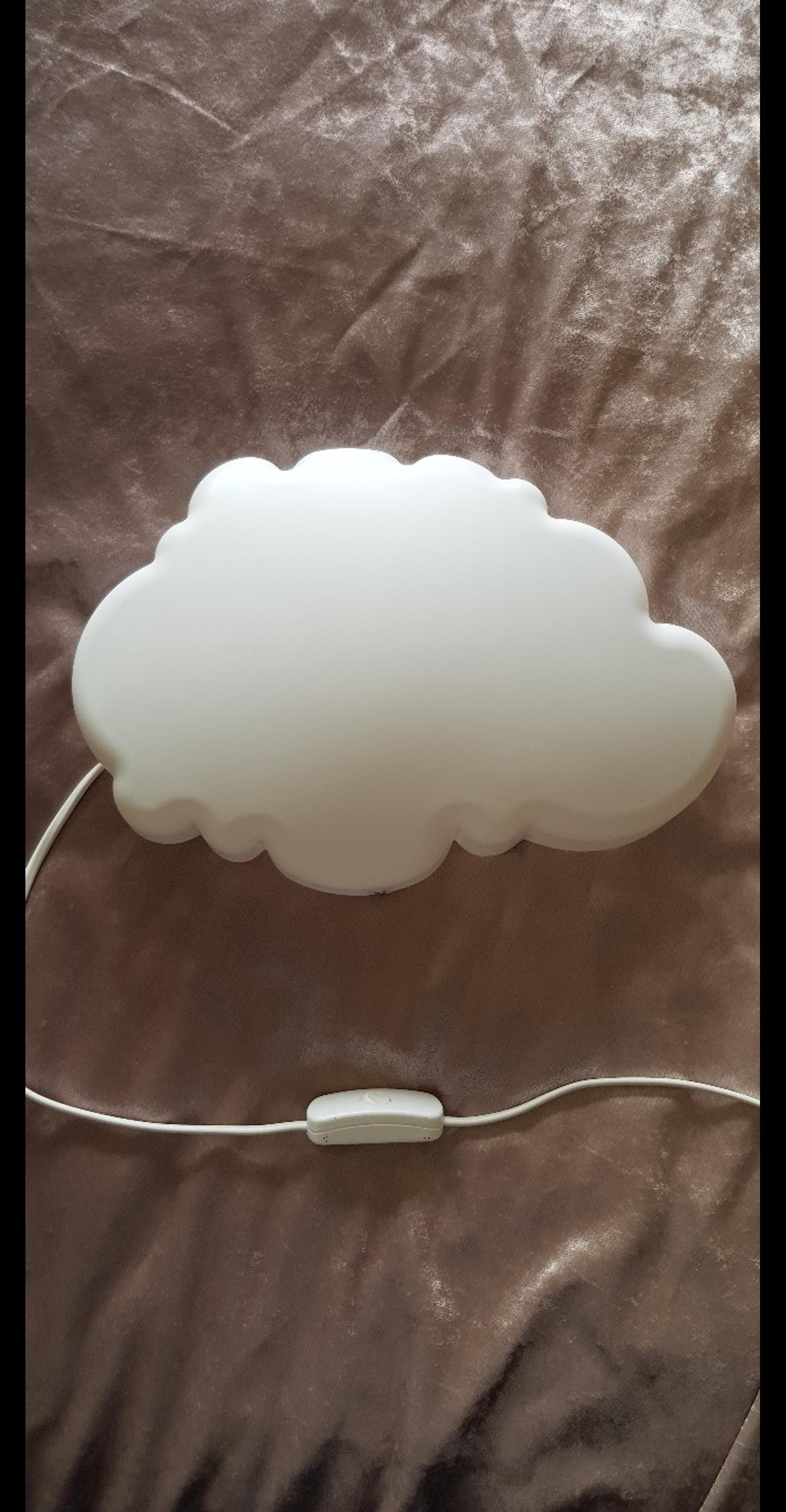Image of: Ikea Cloud Night Light In Hu3 Hull For 5 00 For Sale Shpock