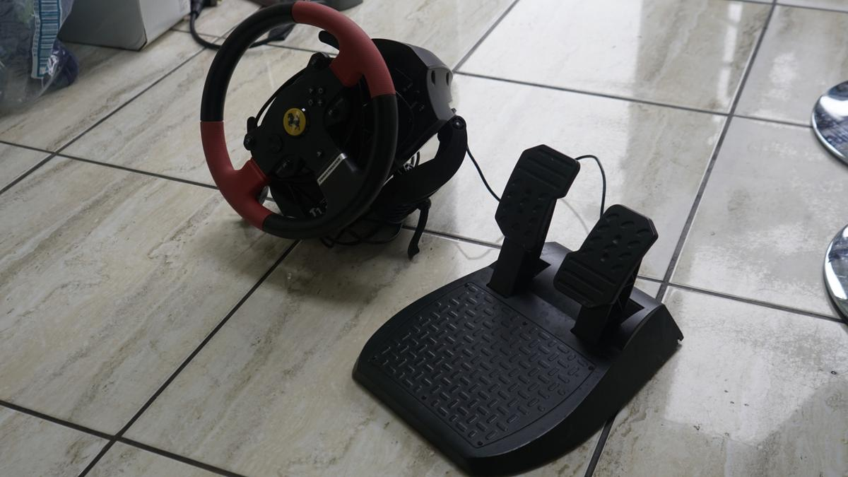Thrustmaster T150 Racing Wheel & Pedals in EN8 London for