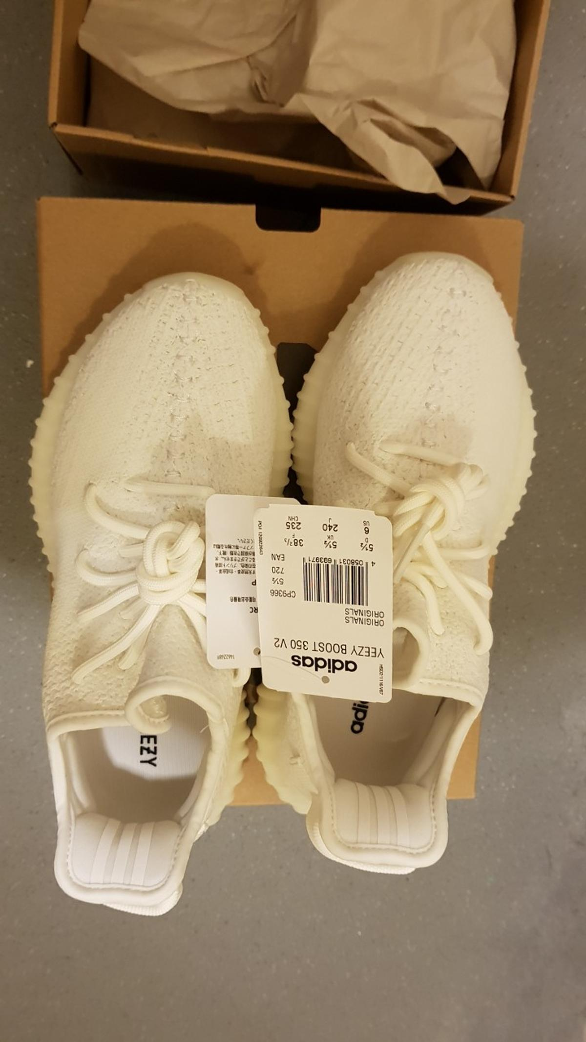 new styles f56bc 31d3c YEEZY BOOST 350 TRIPLE WHITE