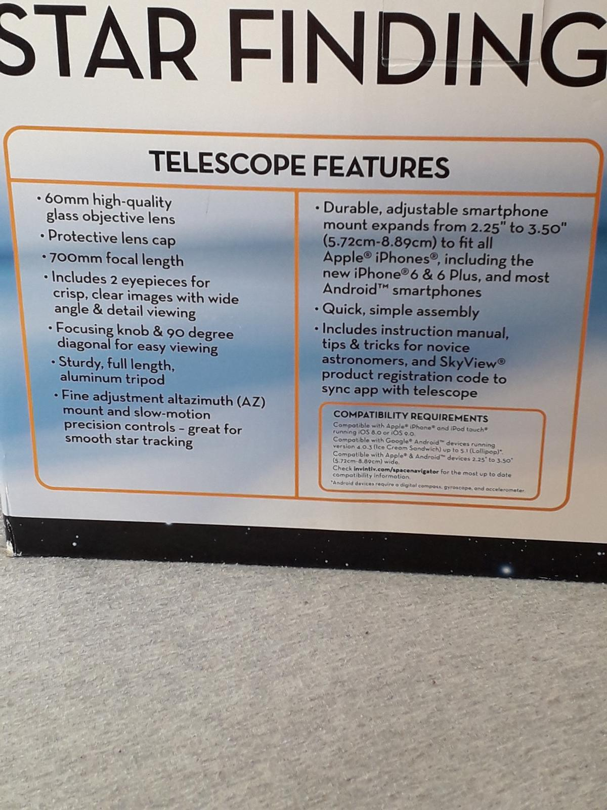 telescope in L21 Sefton for £20 00 for sale - Shpock