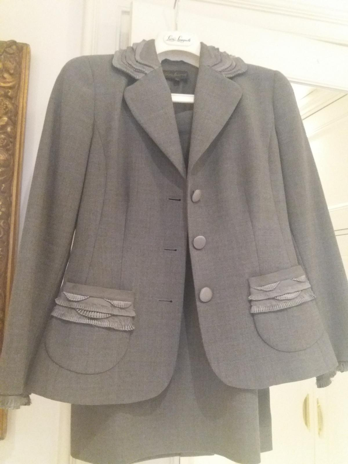 size 40 9d585 3fadb tailleur LUISA SPAGNOLI in 00174 Roma for €45.00 for sale ...