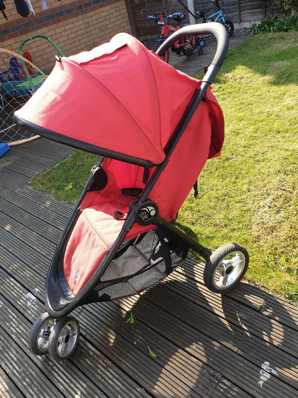 Baby Jogger City Lite Fab Pram In Bl5 Westhoughton For 60 00 For