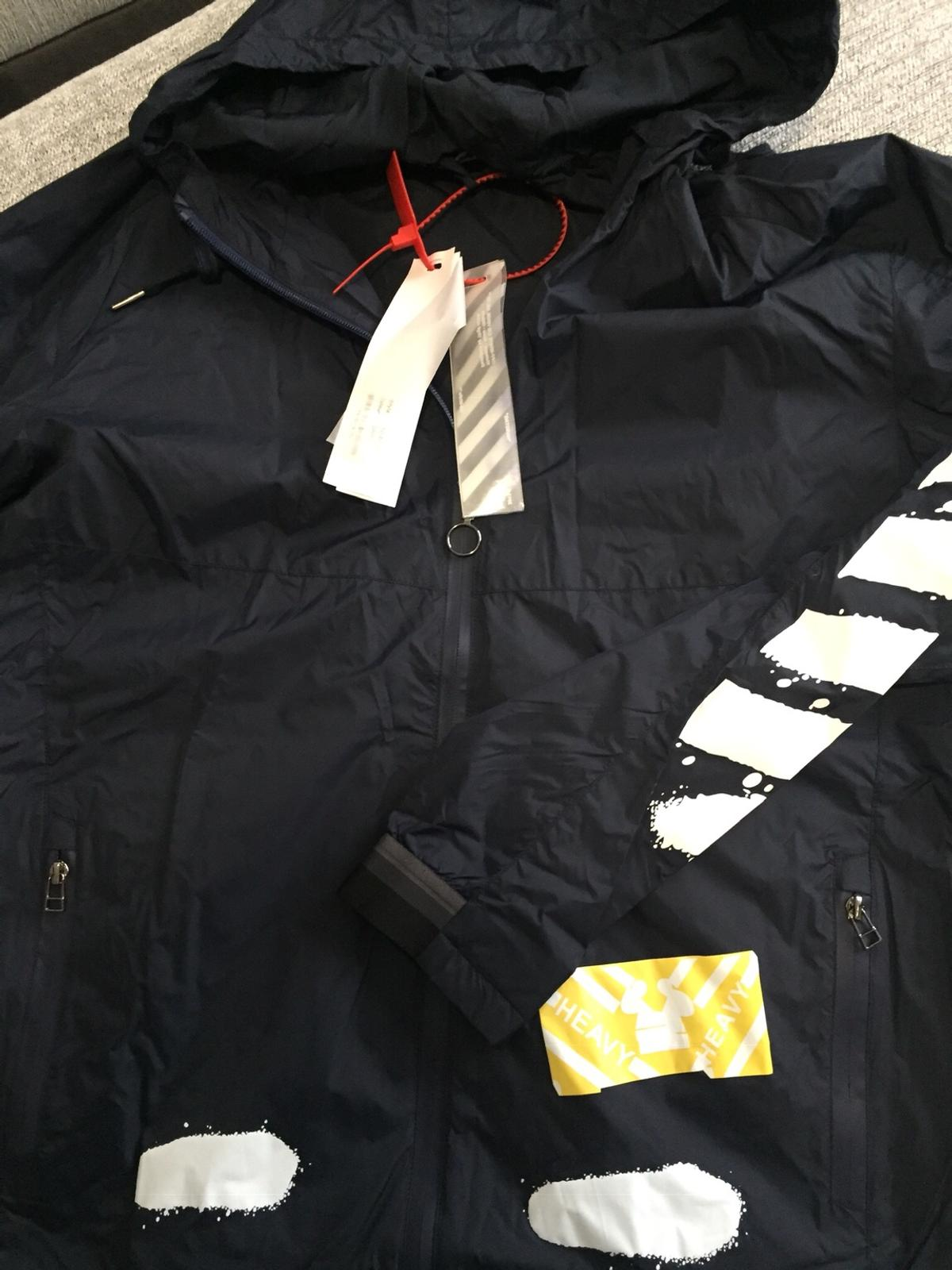 Off white jacket. New in N15 London for