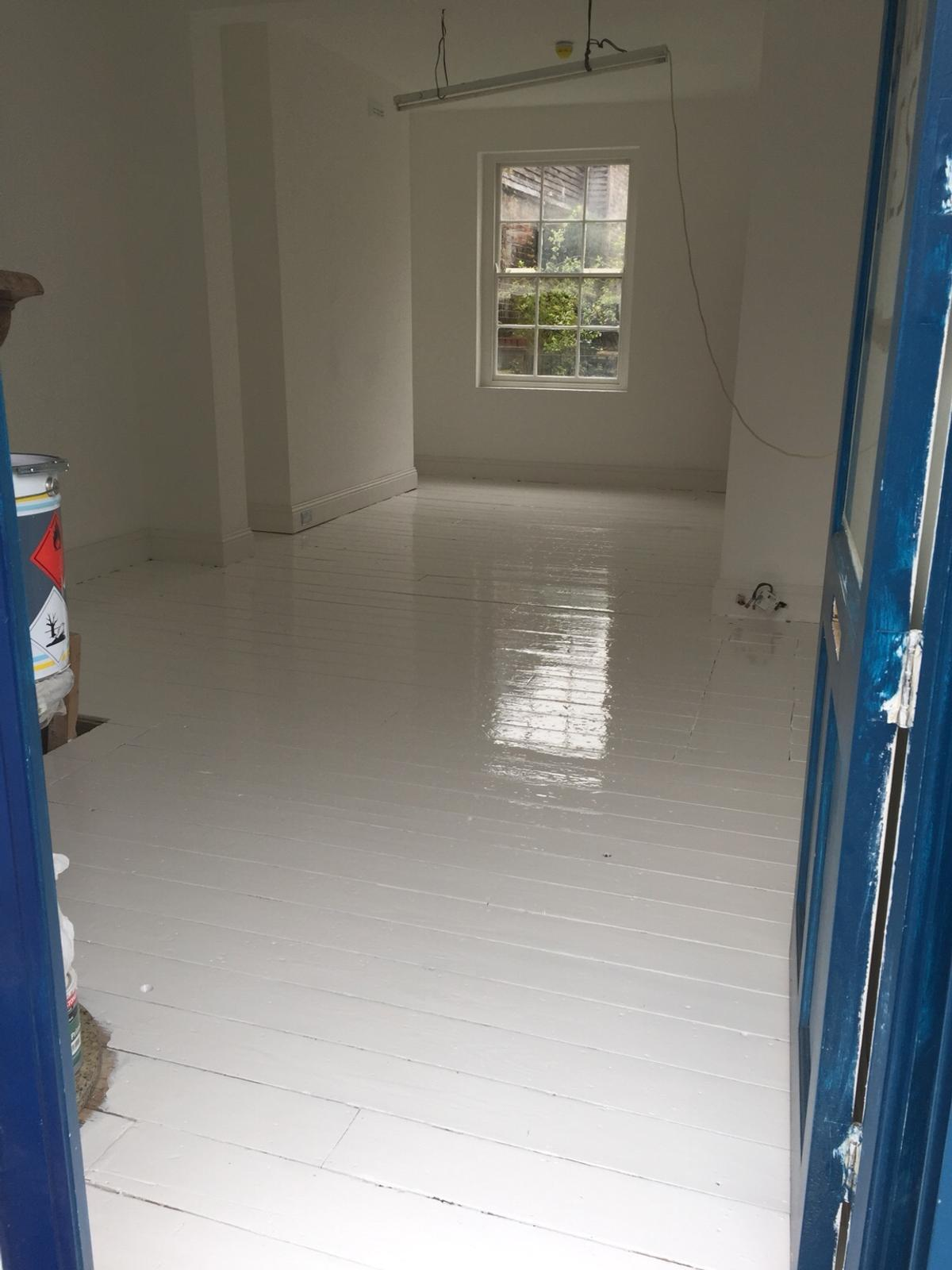 Epoxy Resin Wood Floor Paint Diy Craft In Ec1r Camden For 75 00 For Sale Shpock