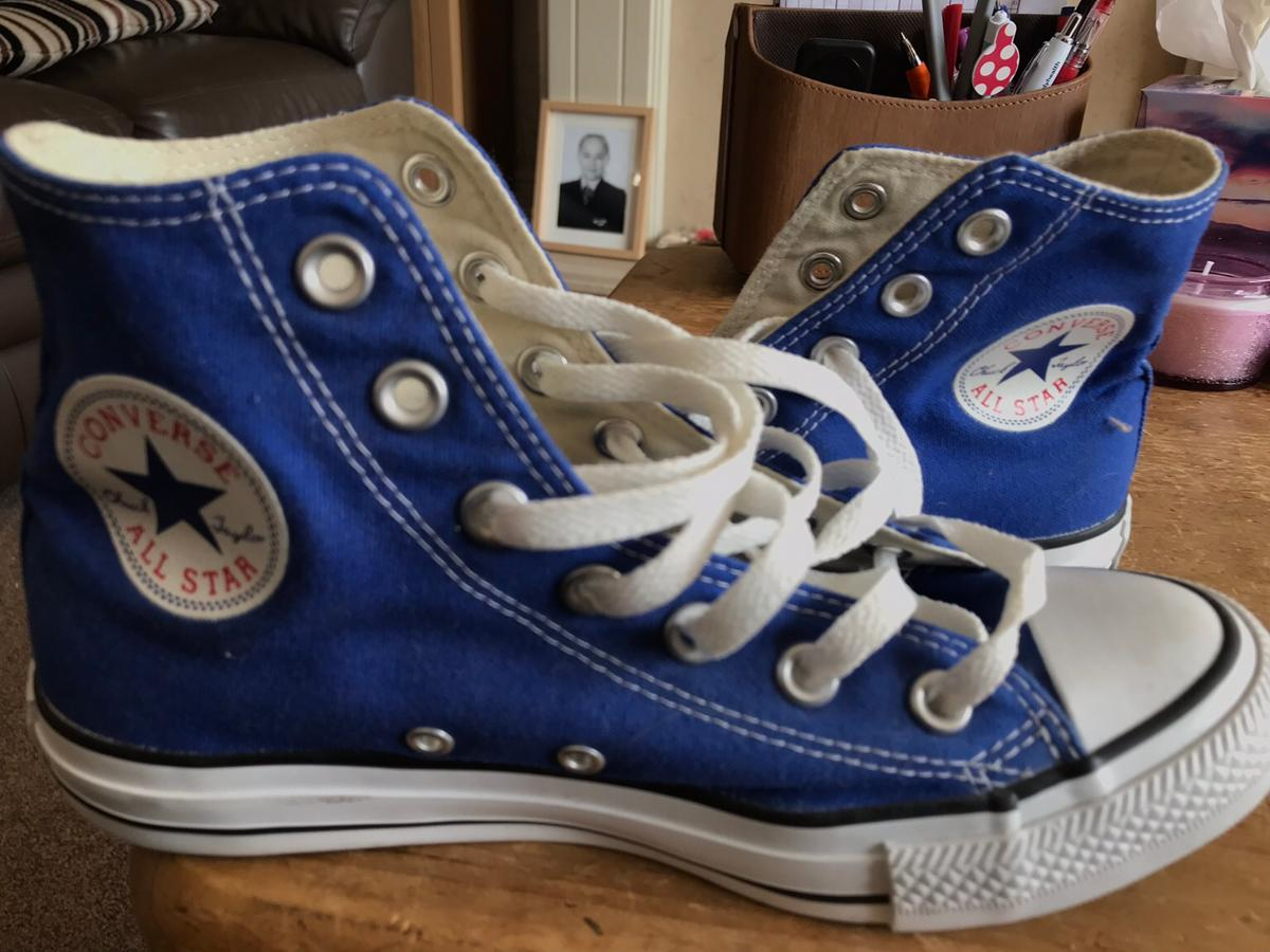 f6d063628ce0 Genuine Converse All Star Hi Tops in BB1 Hyndburn for £15.00 for ...