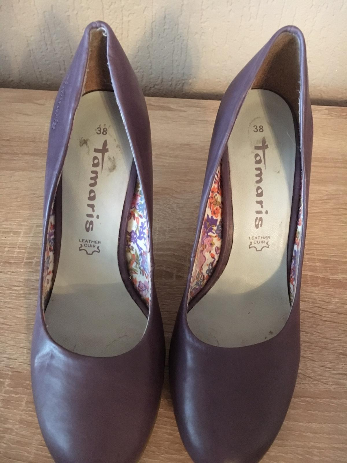 Lila Pumps von Tamaris in 38 in 47803 Krefeld for €10.00 for