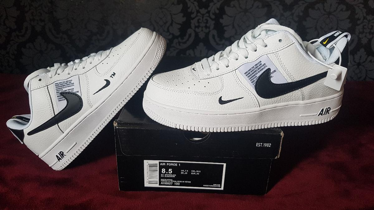 info for 63d18 6c809 NIKE AIR FORCE 1 ONE UTILITY LOW UK