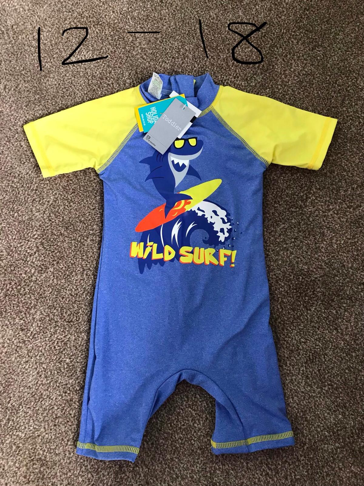 53f24e5bed Boys 12-18 months swimsuit in DY11 Wyre Forest for £8.00 for sale ...