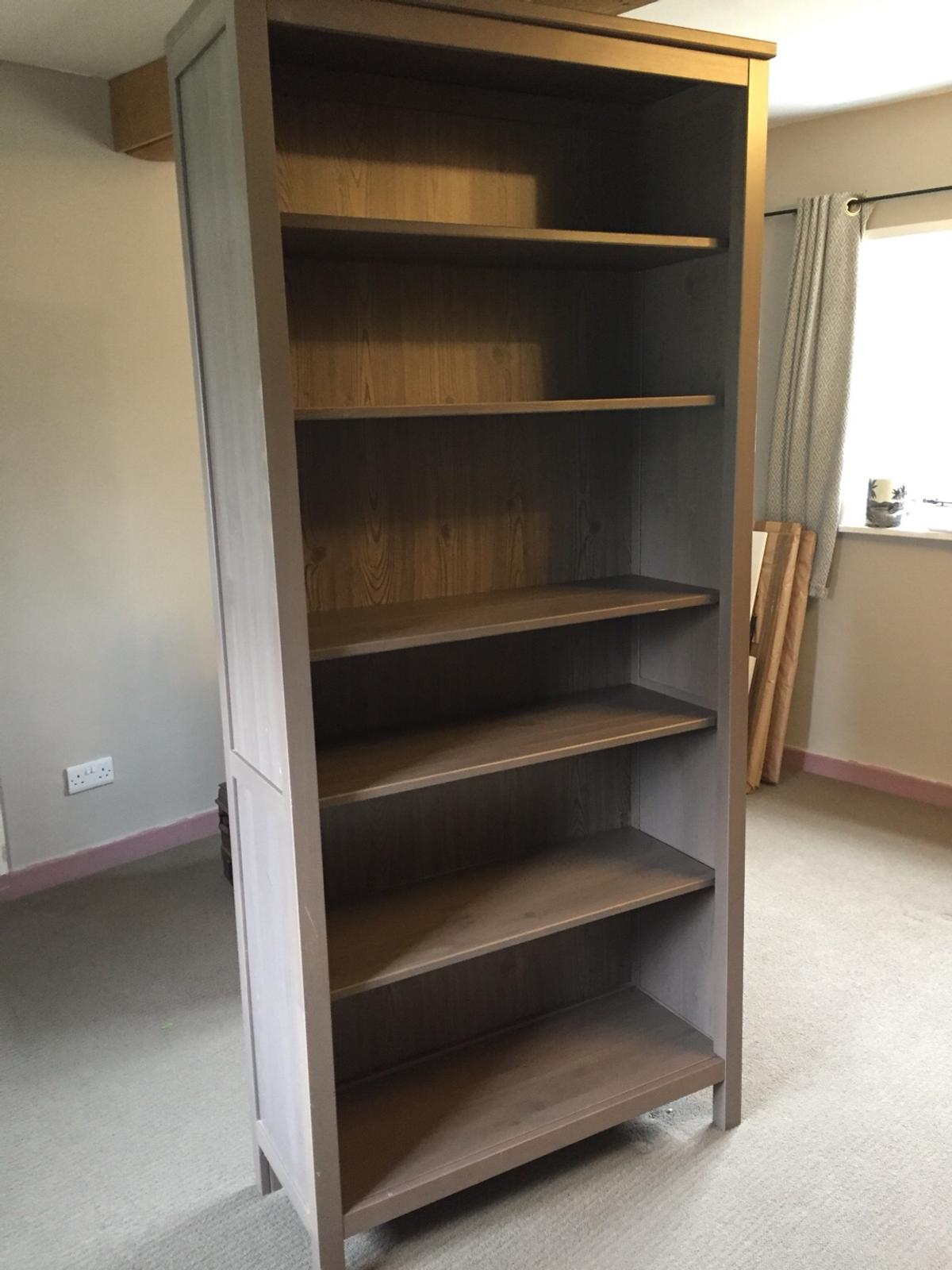 Ikea Hemnes Bookcase In Ox14 Oxfordshire For 30 00 For Sale Shpock