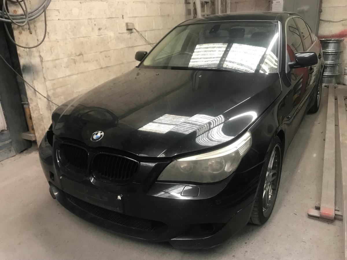 2004 Bmw 530d Se Auto E60 Breaking In Wv10 Wolverhampton For Free For Sale Shpock