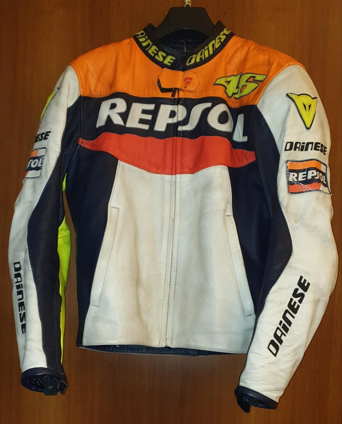 detailed look aa22f c5d5f Dainese giacca Valentino rossi honda repsol in Nazzano for ...